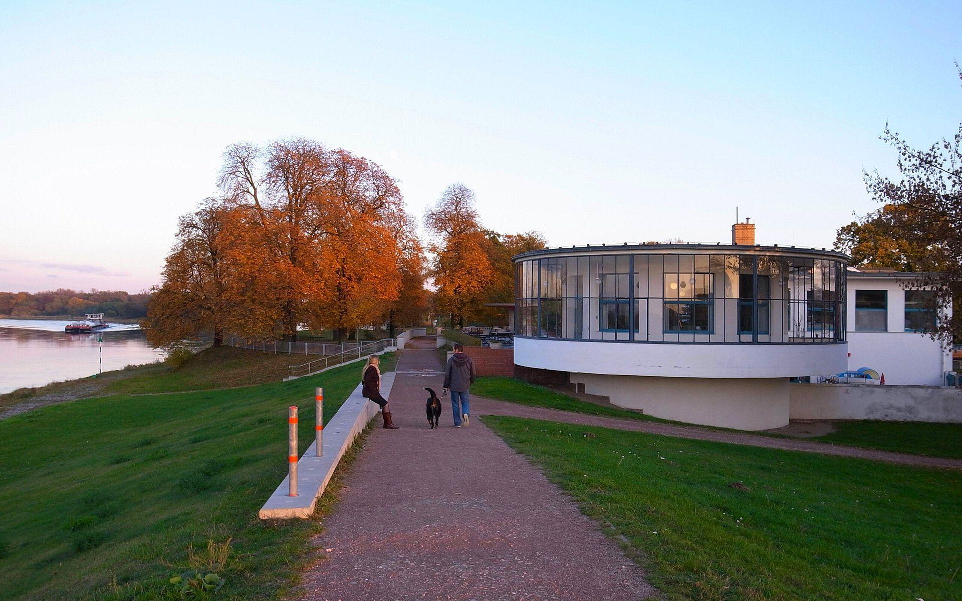 Bild Kornhaus Dessau