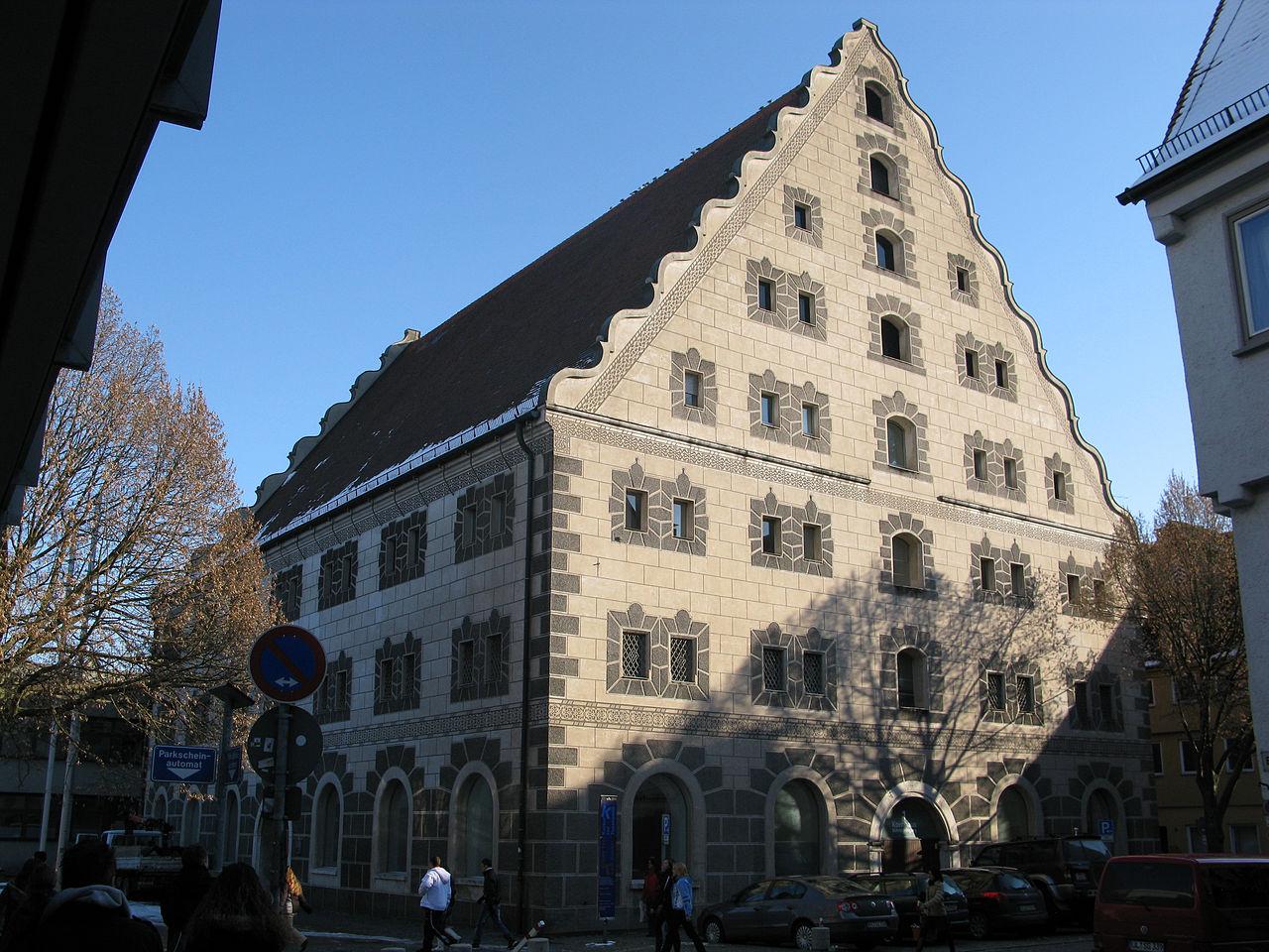 Bild Kornhaus Ulm