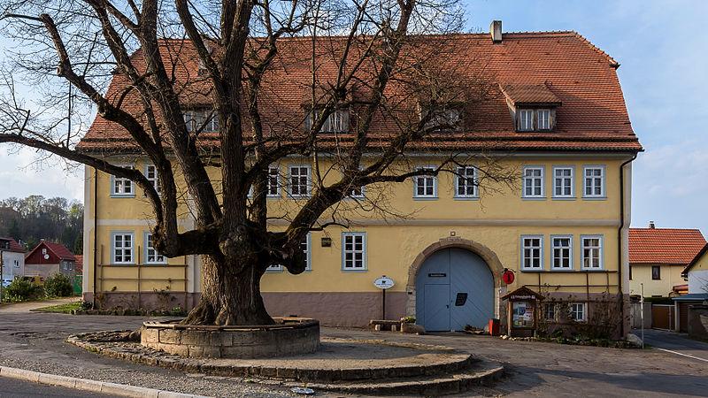 Bild Baumbachhaus Kranichfeld