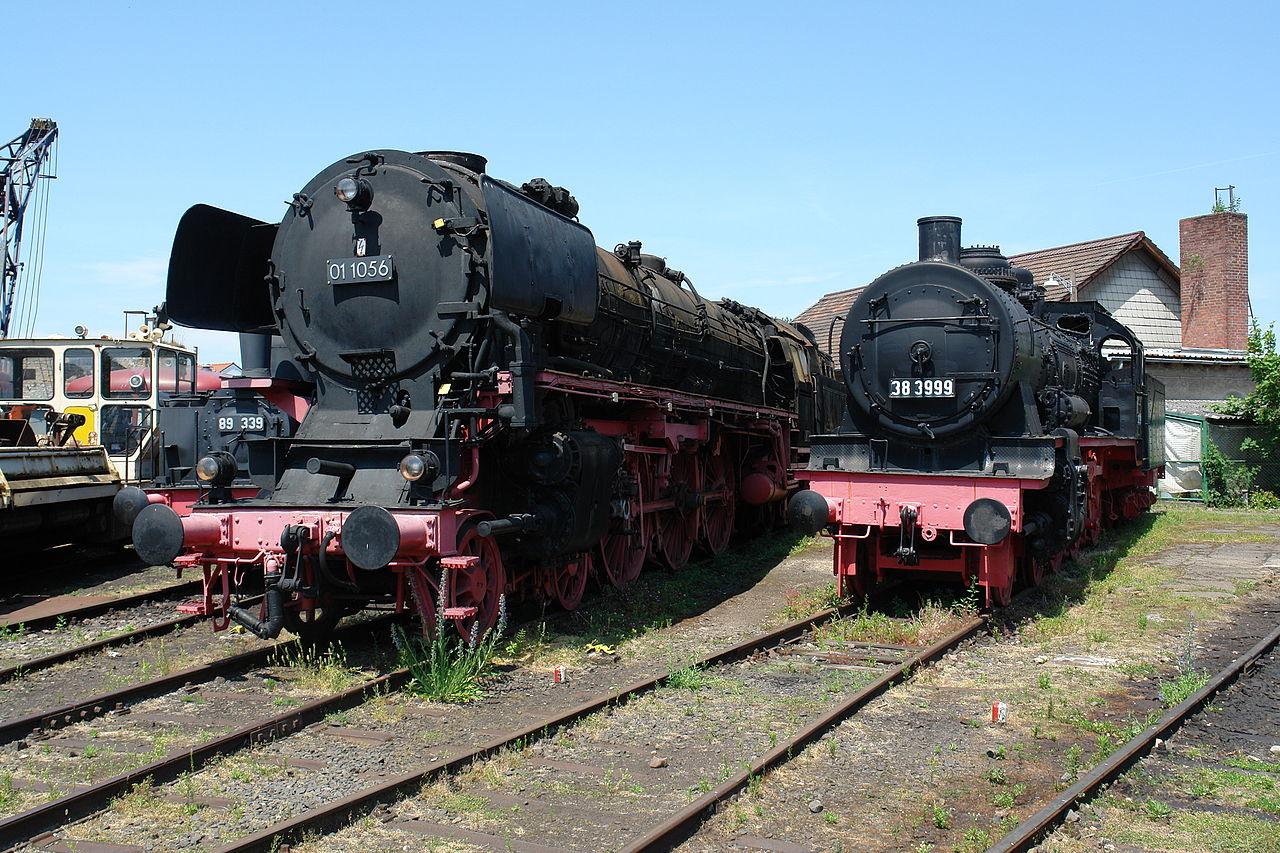Bild Eisenbahnmuseum Darmstadt Kranichstein