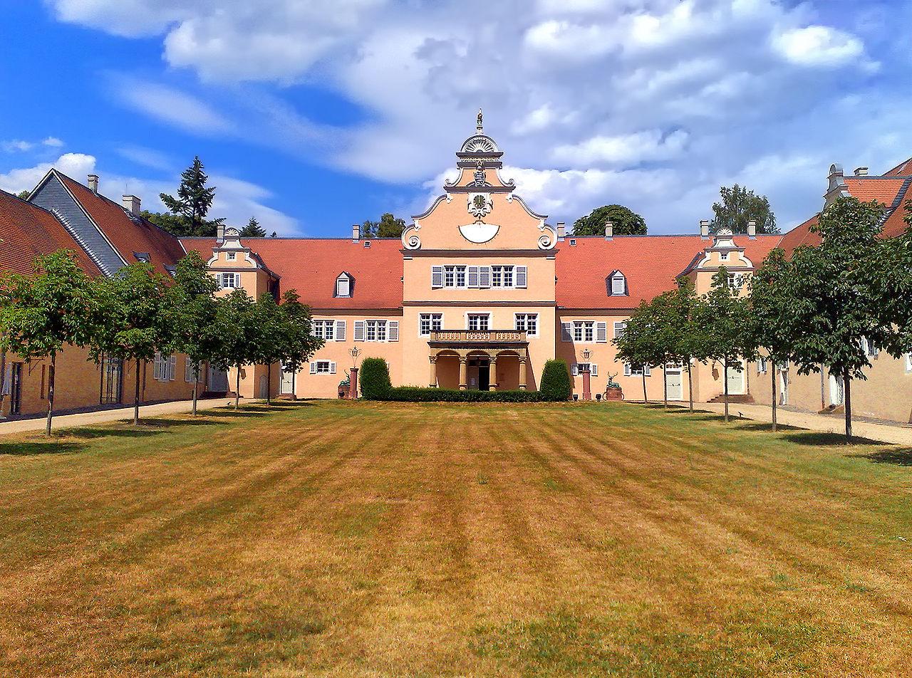 Bild Jagdschloß Kranichstein Darmstadt