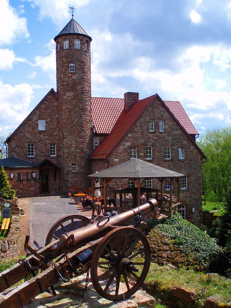 Bild Krayenburg Tiefenort