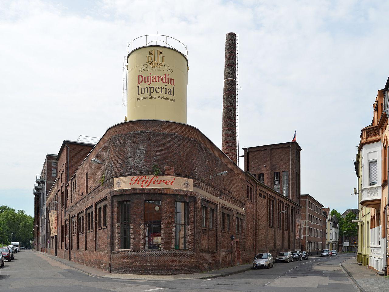 Bild Alte Weinbrennerei Dujardin Krefeld