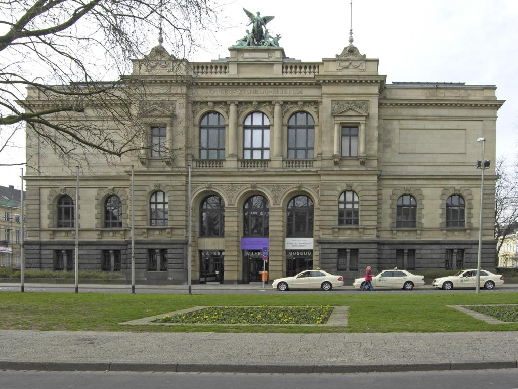Bild KAISER WILHELM MUSEUM KREFELD