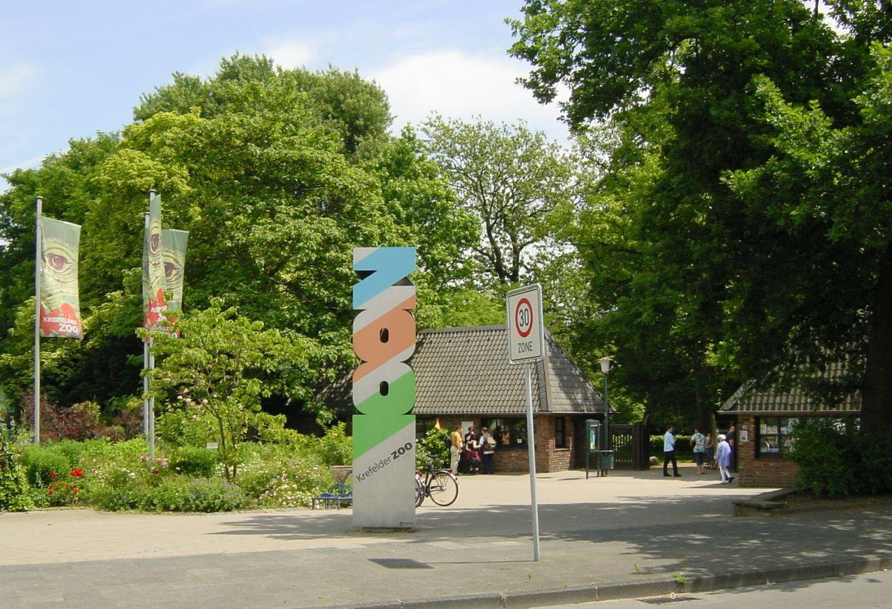 Bild Krefelder Zoo