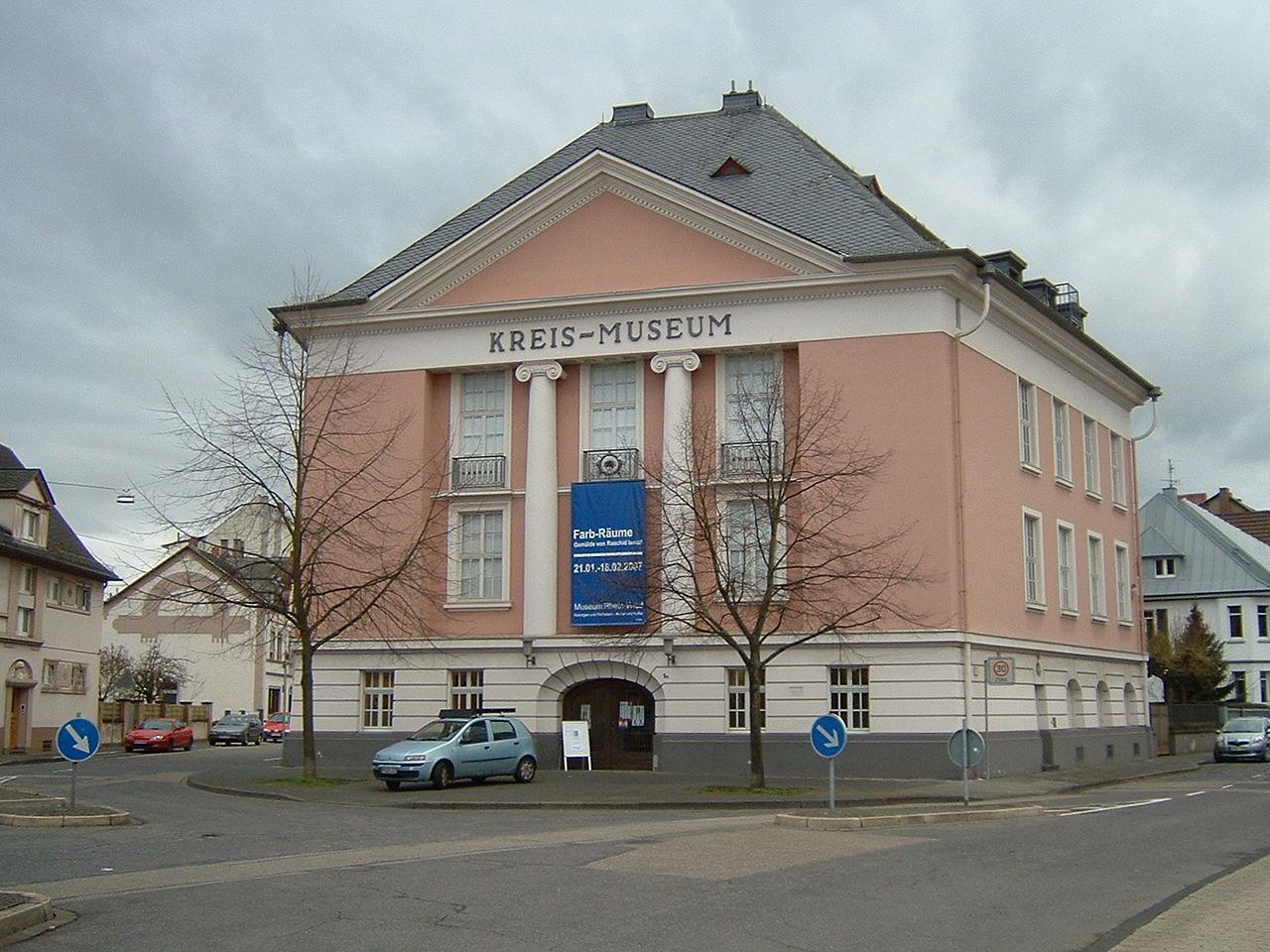 Bild Roentgen Museum Neuwied