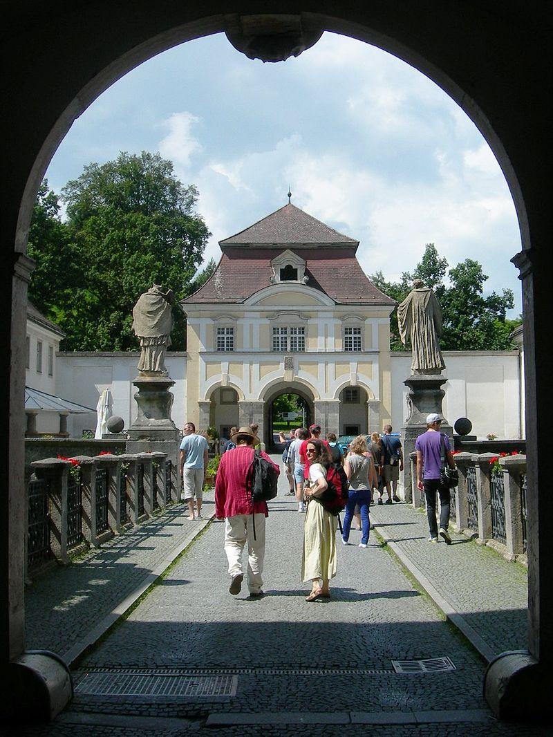 Bild Benediktinerstift Kremsmünster