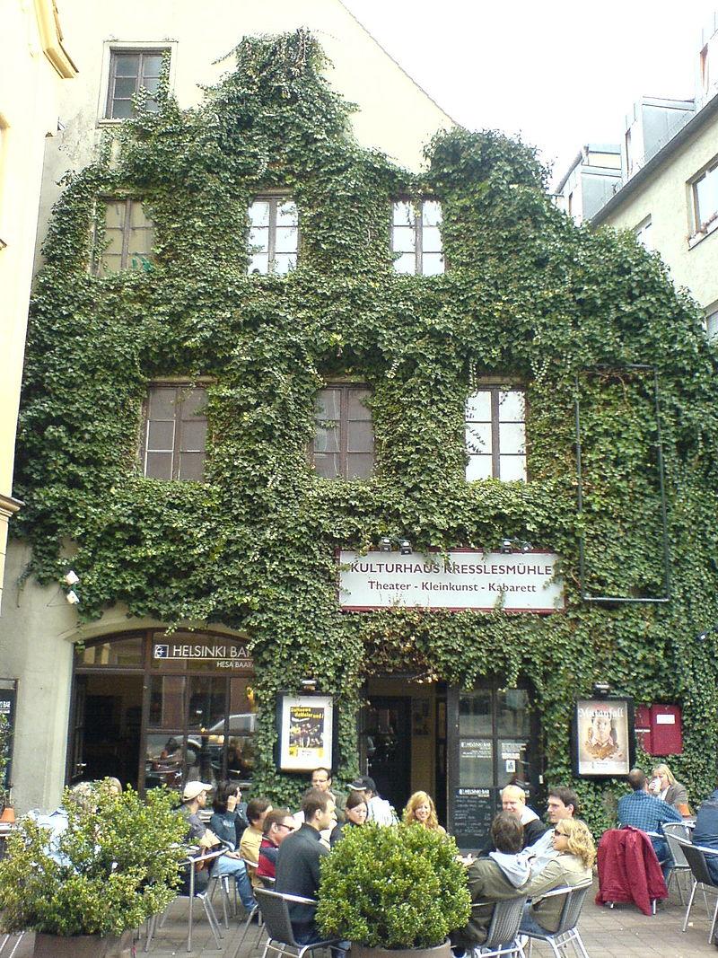 Bild Kulturhaus Kresslesmühle Augsburg