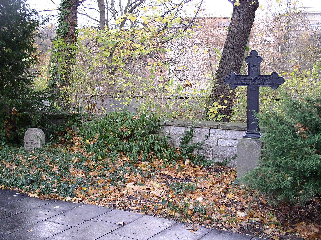 Bild Friedhof der Märzgefallenen Berlin