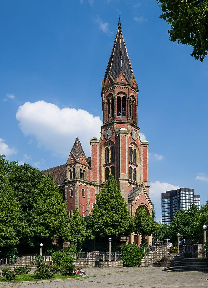 Bild Kreuzeskirche Essen