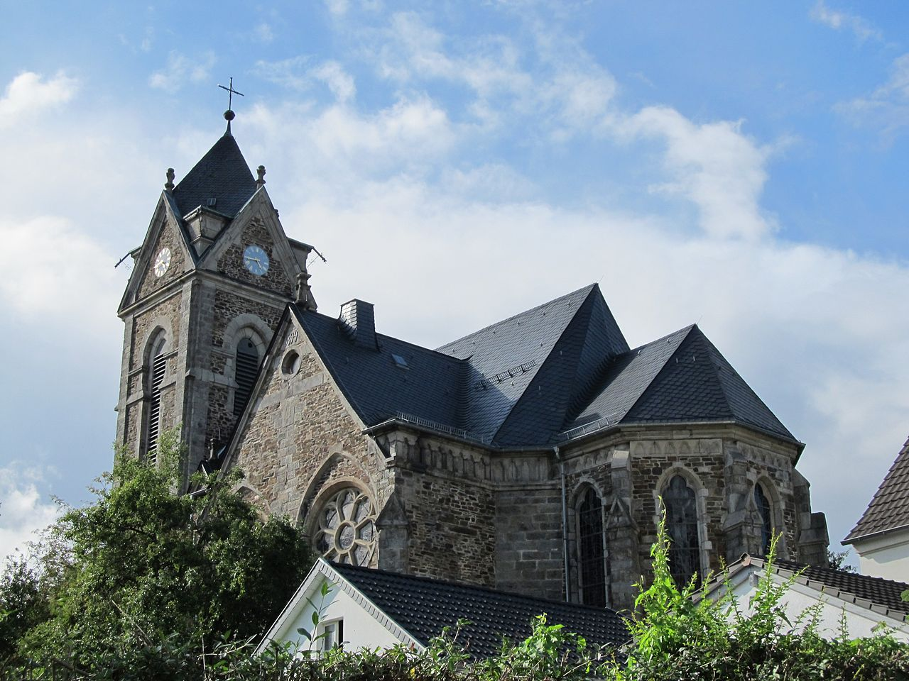 Bild Kreuzkirche Betzdorf