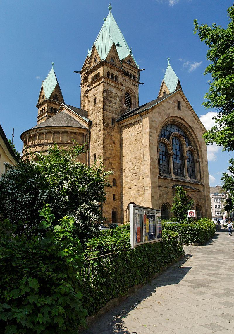 Bild Kreuzkirche Düsseldorf