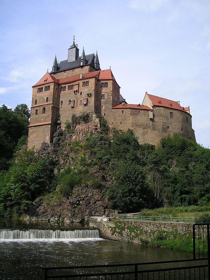 Bild Burg Kriebstein