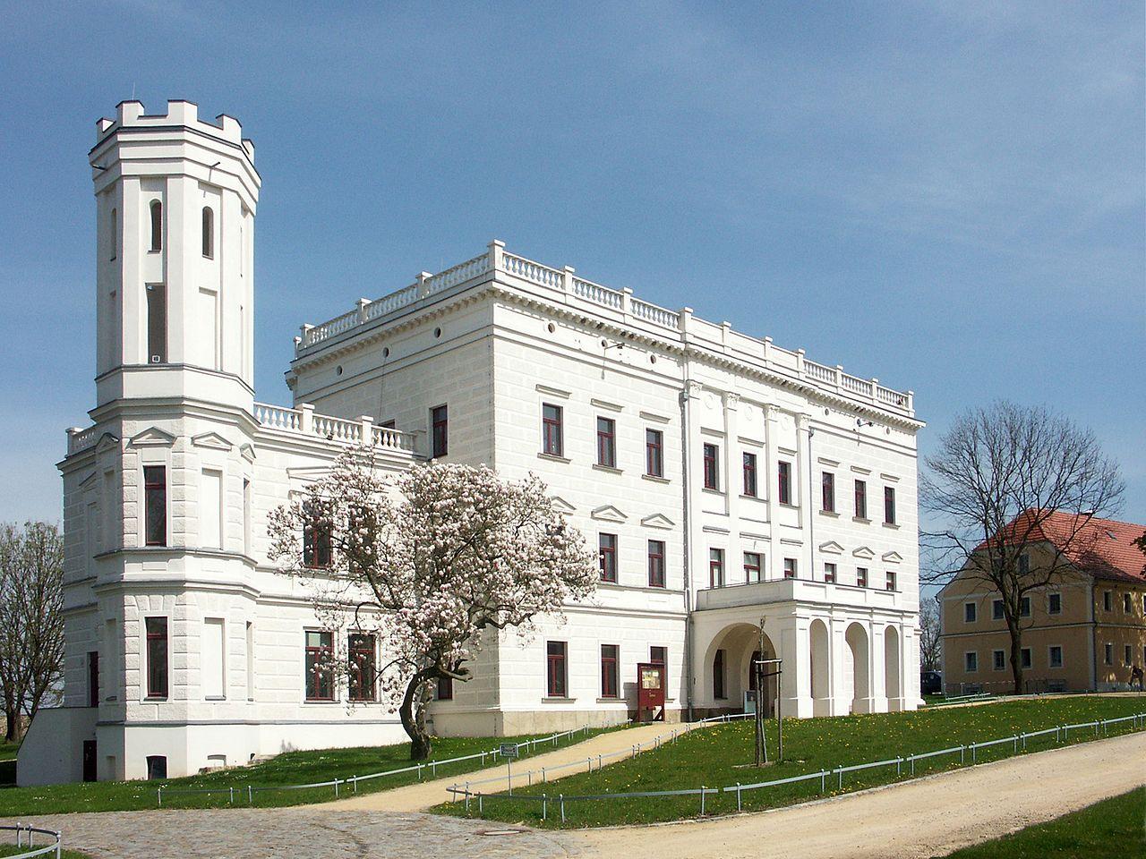 Bild Schloss Krobnitz