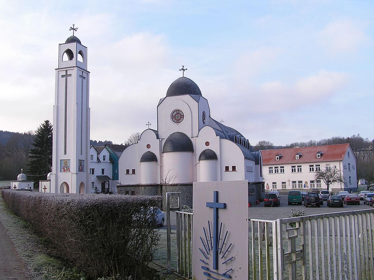 Bild Kloster Kröffelbach