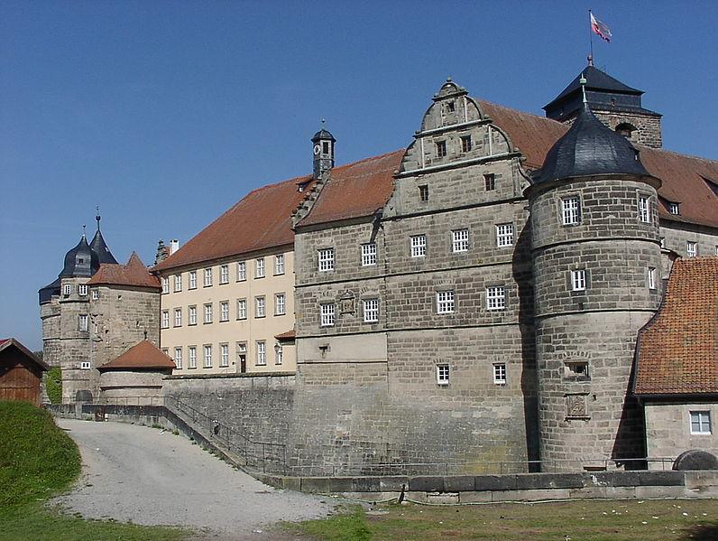 Bild Festung Rosenberg Kronach
