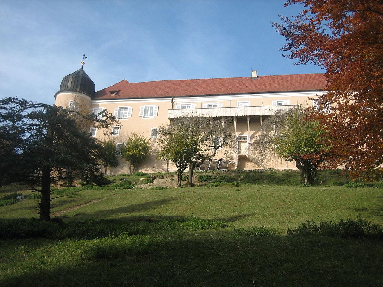 Bild Schloss Kronburg
