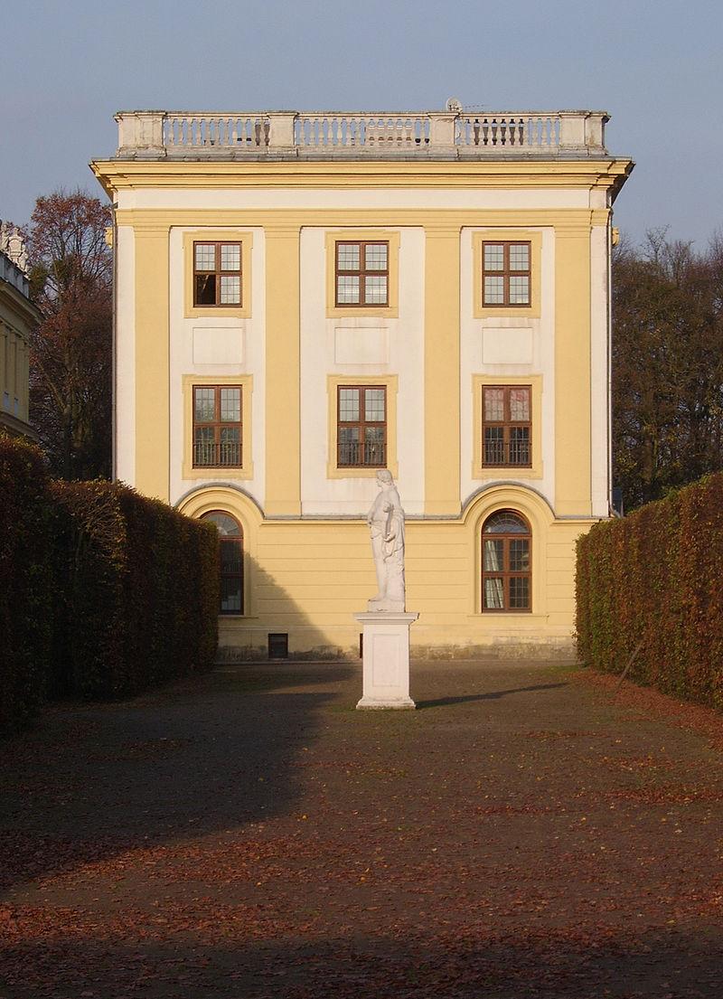 Bild Orangerieschloss Kassel