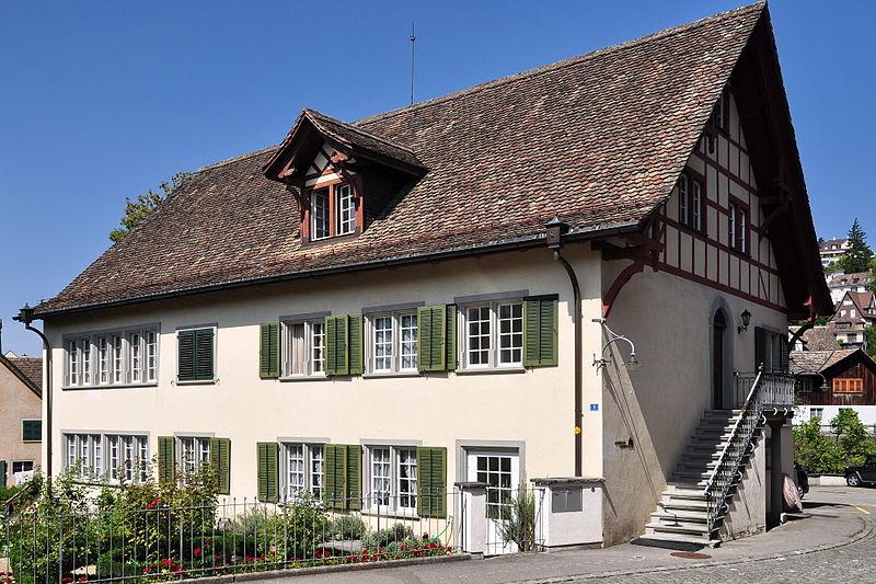 Bild Ortsmuseum Küsnacht