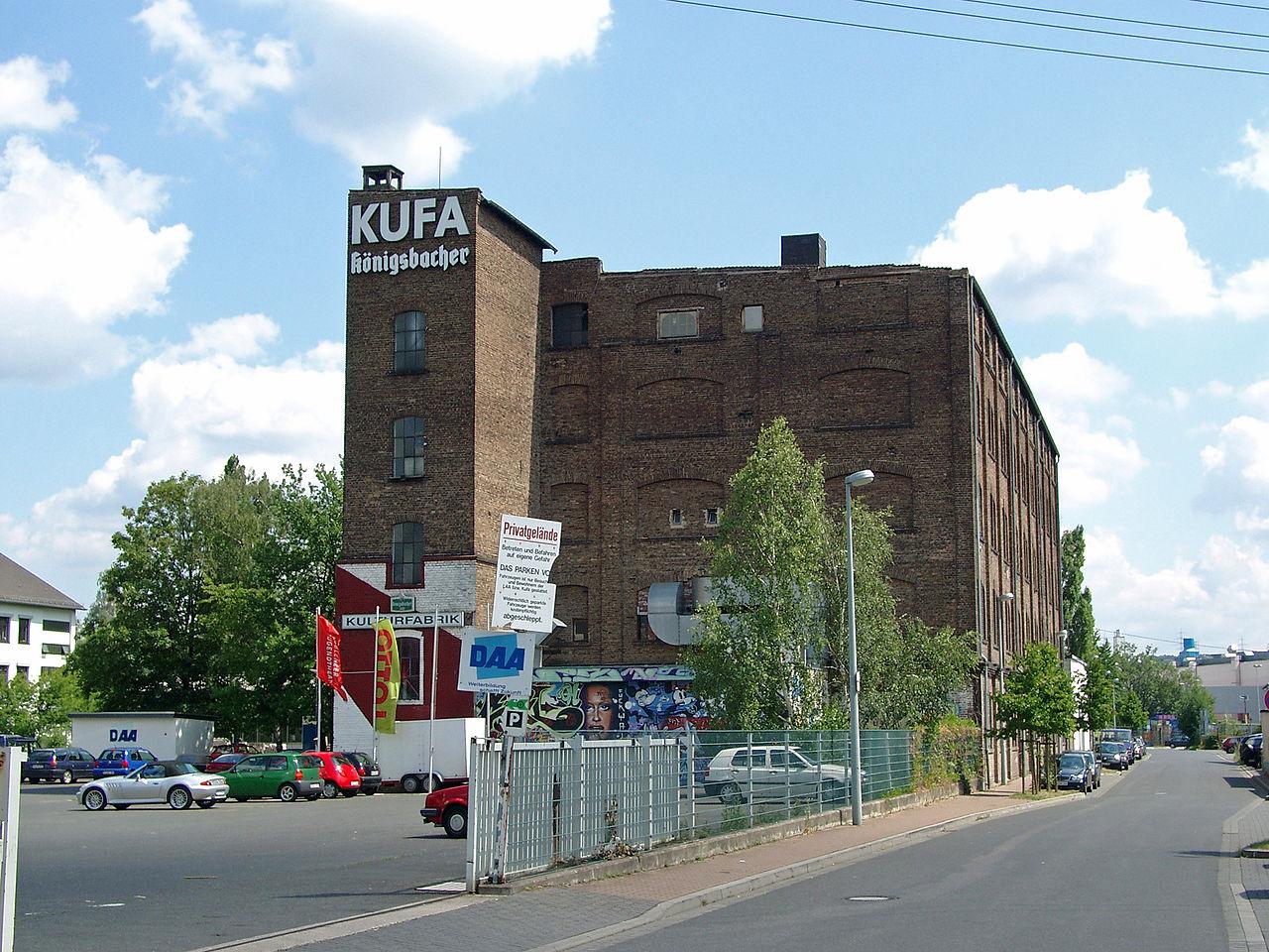 Bild Kulturfabrik Koblenz