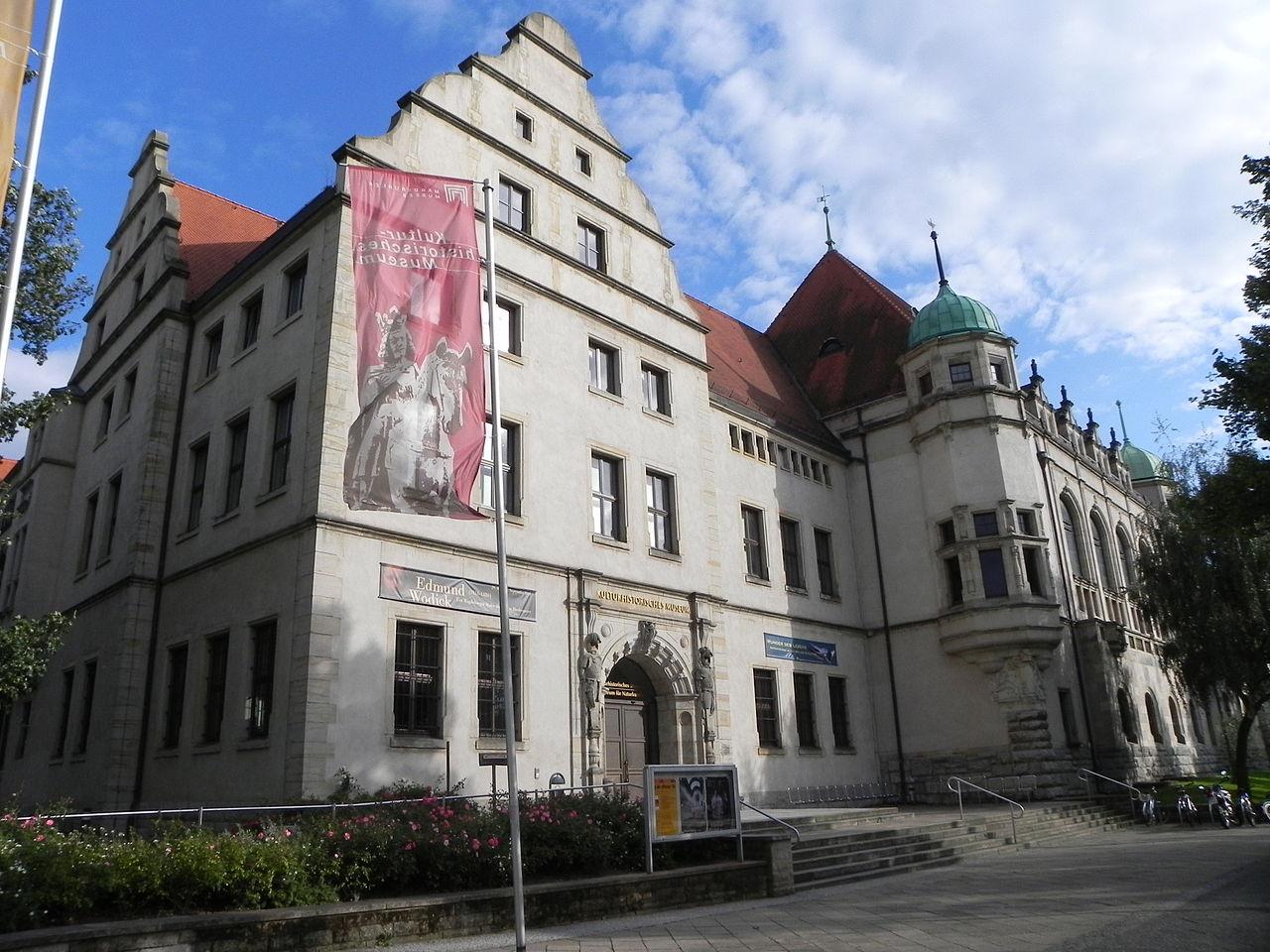 Bild Kulturhistorisches Museum Magdeburg