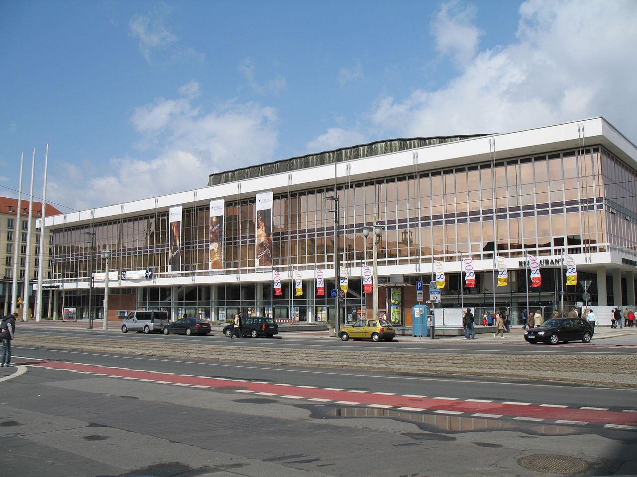 Bild Kulturpalast Dresden