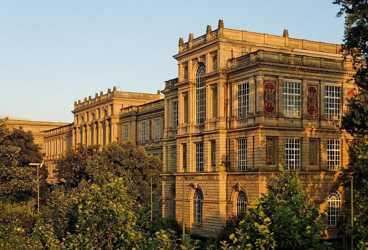 Bild Kunstakademie Düsseldorf