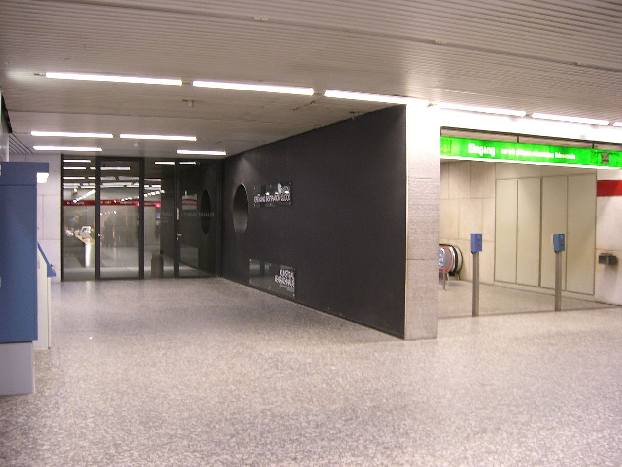 Bild Kunstbau München