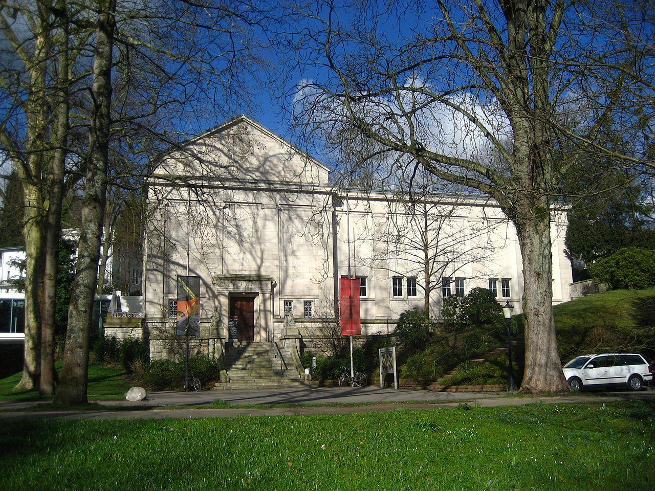 Bild Kunsthalle Baden Baden