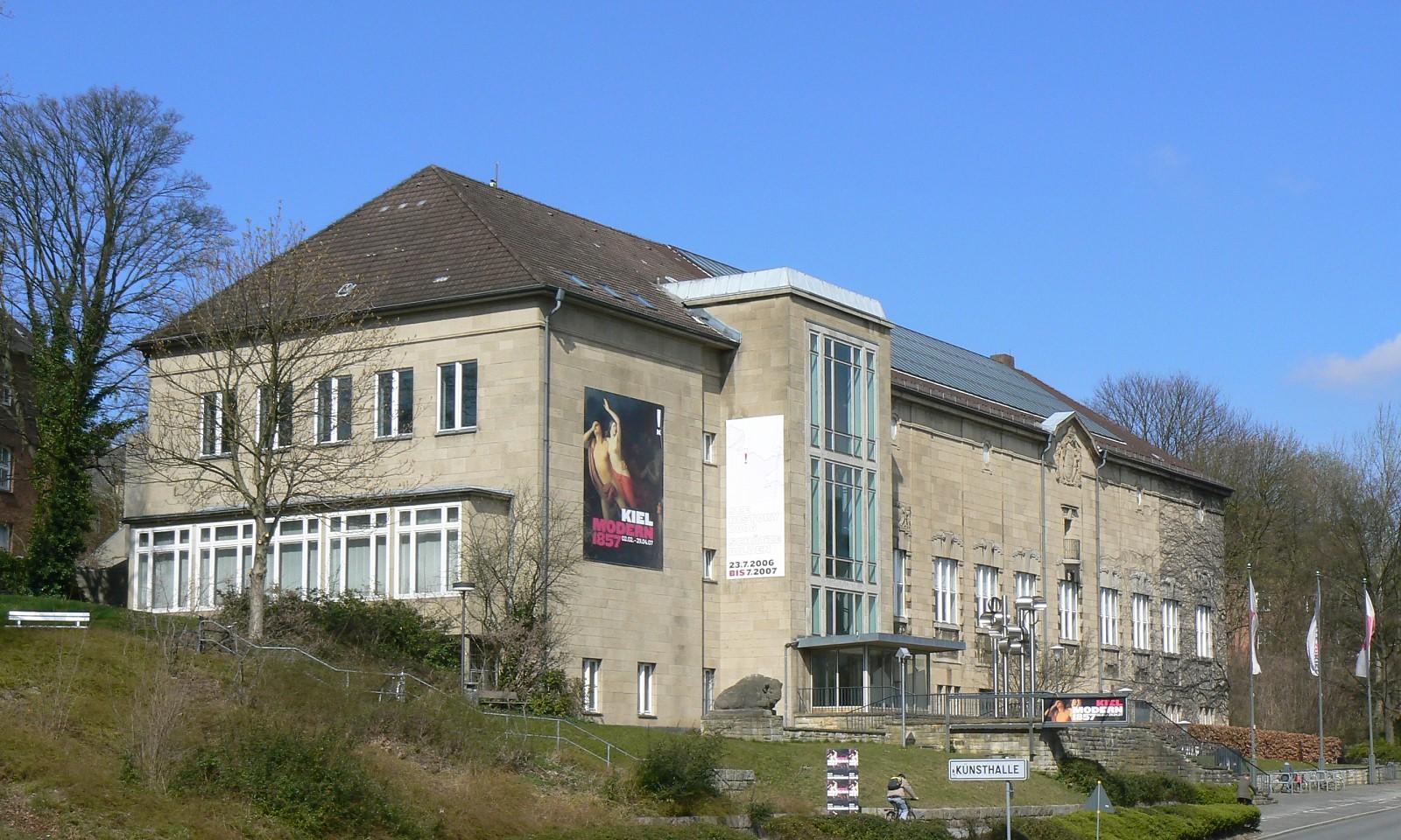 Bild Kunsthalle Kiel