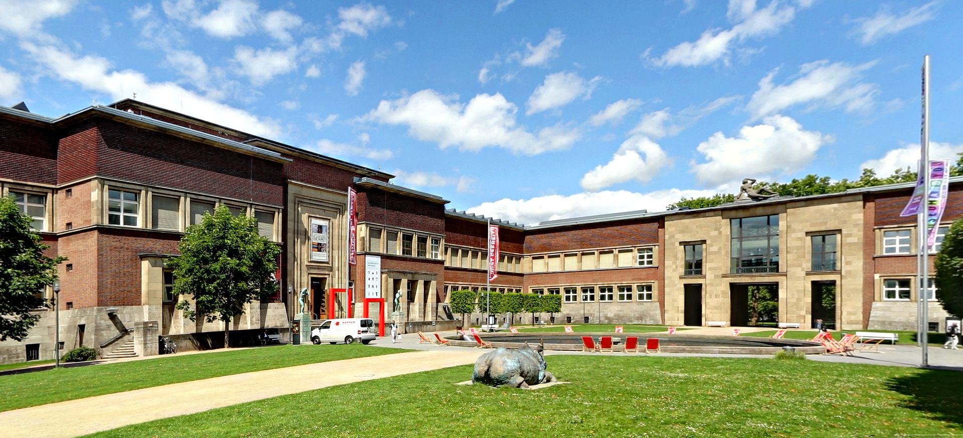 Bild Museum Kunstpalast Düsseldorf