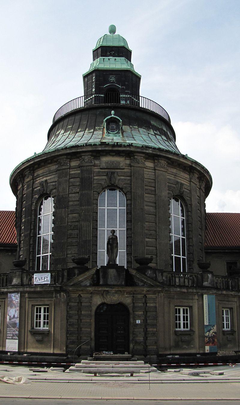 Bild Kunstsammlungen Zwickau