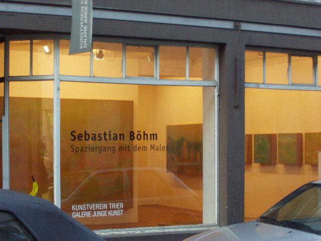 Bild Galerie Junge Kunst Trier