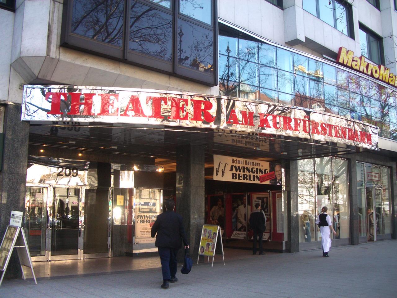 Bild Theater und Komödie am Kurfürstendamm