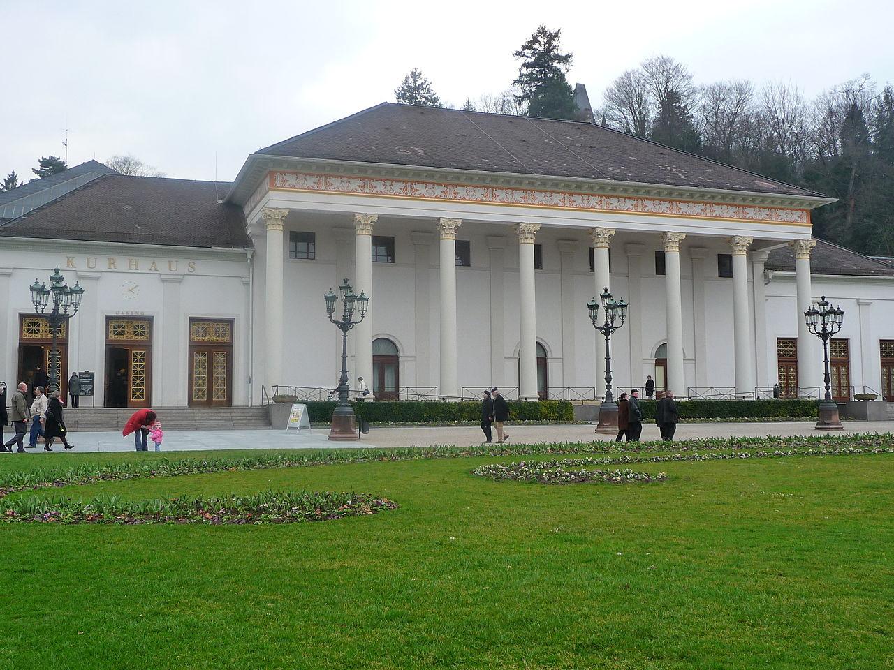 Bild Kurhaus Baden Baden