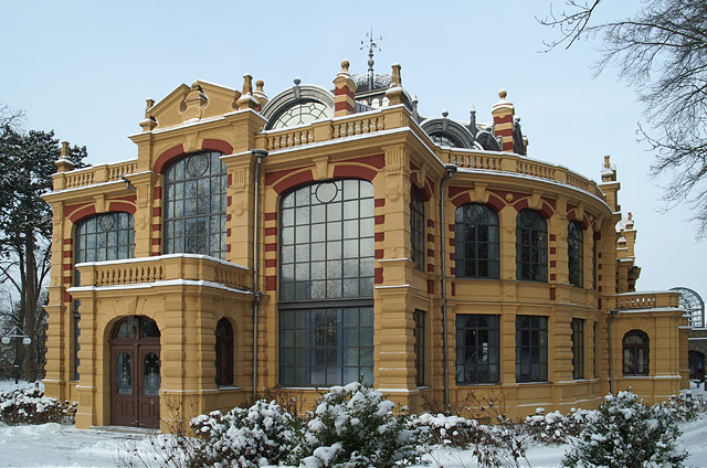 Bild Parktheater im Kurhaus Göggingen