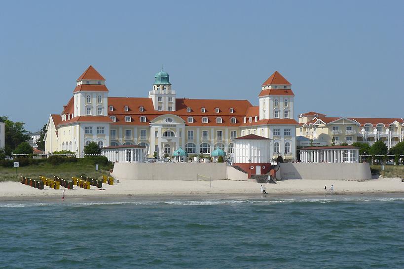 Bild Kurhaus Binz