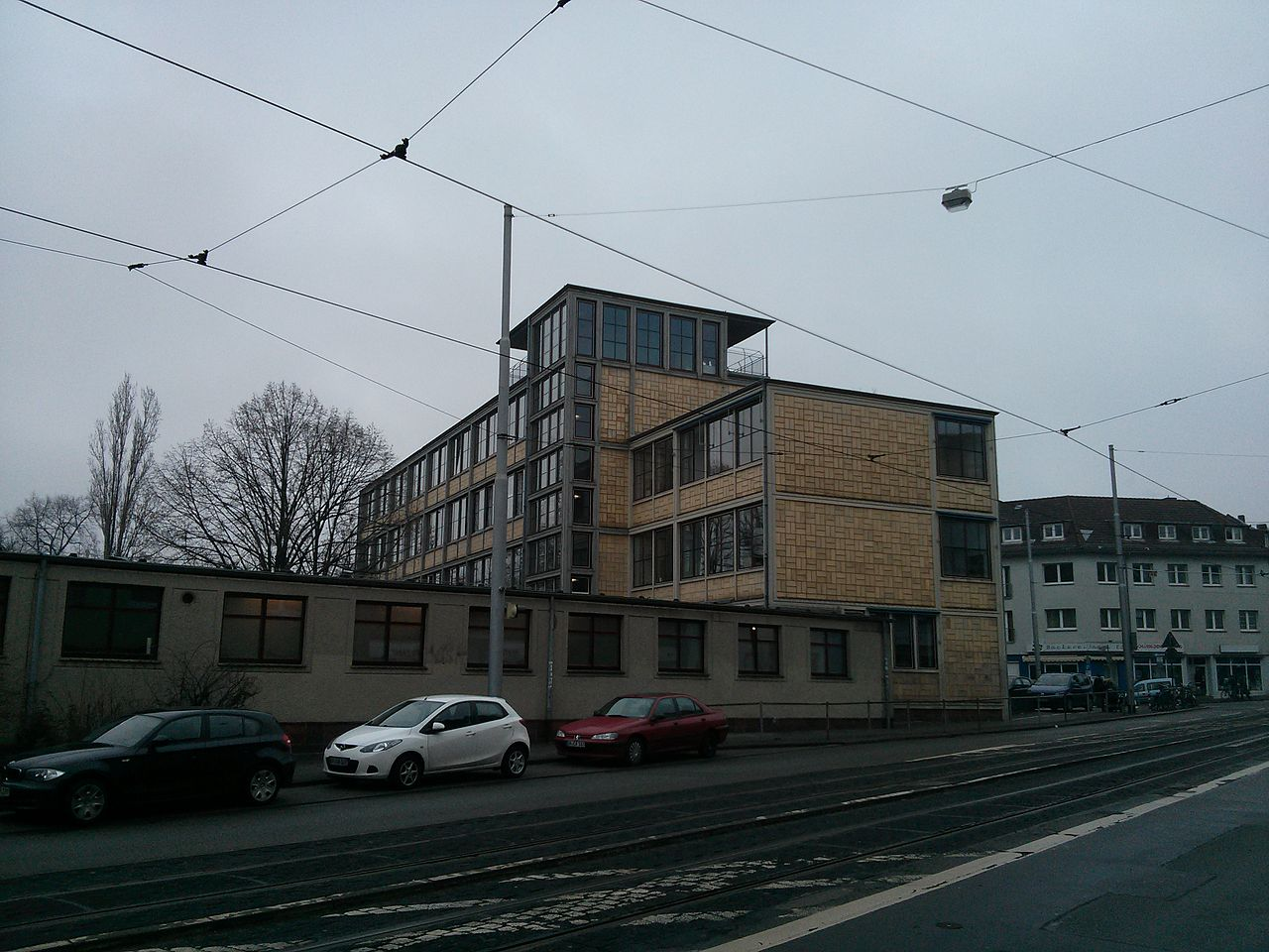 Bild Ludwig Georgs Gymnasium Darmstadt