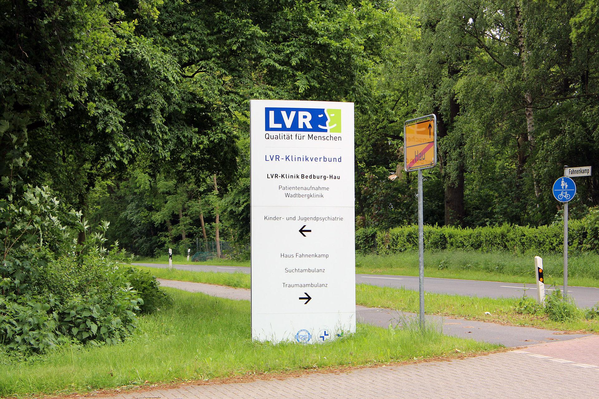 Bild LVR Klinik Bedburg Hau