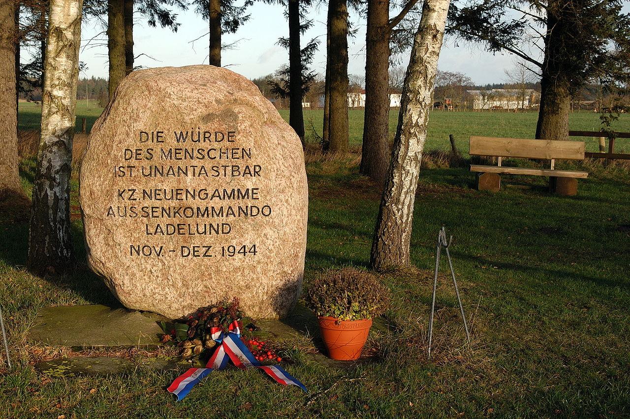 Bild KZ-Gedenk- und Begegnungsstätte Ladelund