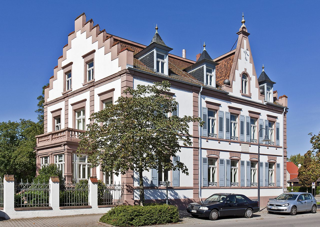 Bild Carl Benz Haus Ladenburg