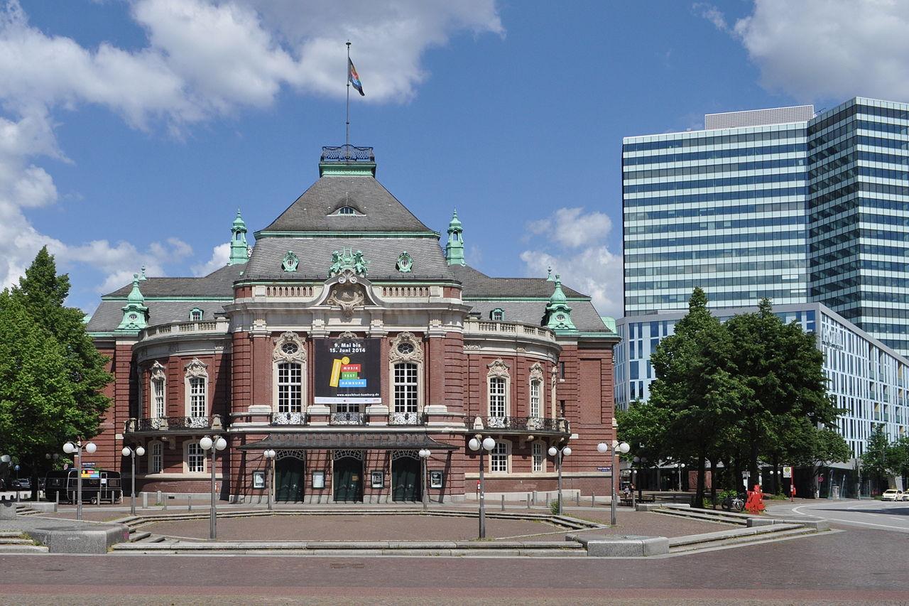 Bild Laeiszhalle Hamburg