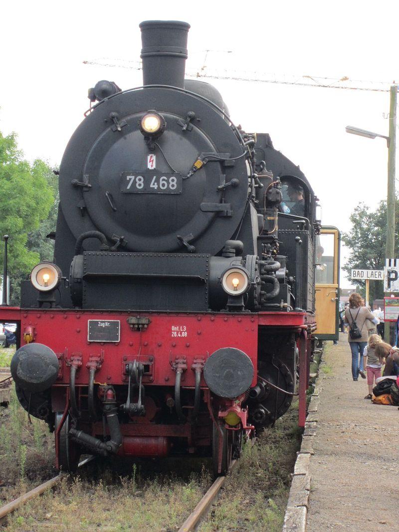 Bild Eisenbahn Tradition Lengerich