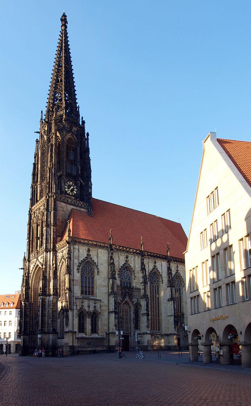 Bild Kirche St. Lamberti Münster