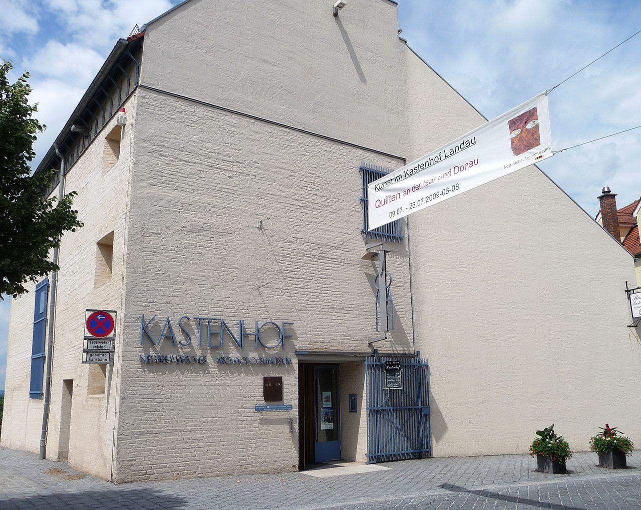 Bild Niederbayerisches Archäologiemuseum Landau an der Isar