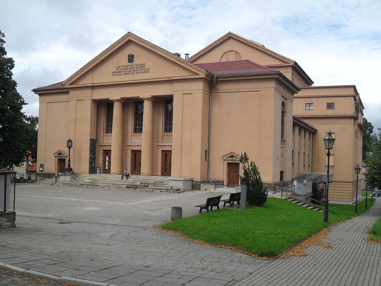 Bild Landestheater Neustrelitz
