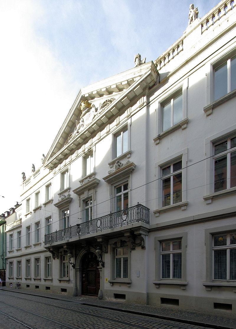 Bild Palais Sickingen Freiburg
