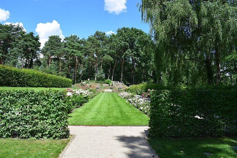 Bild Landhausgarten Dr. Max Fränkel Kladow