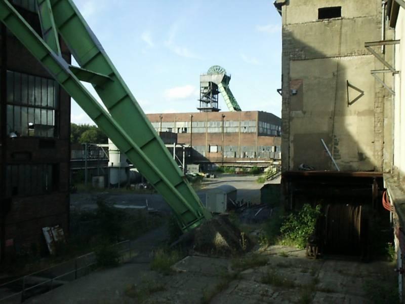 Bild Bergbaustandort Landsweiler Reden