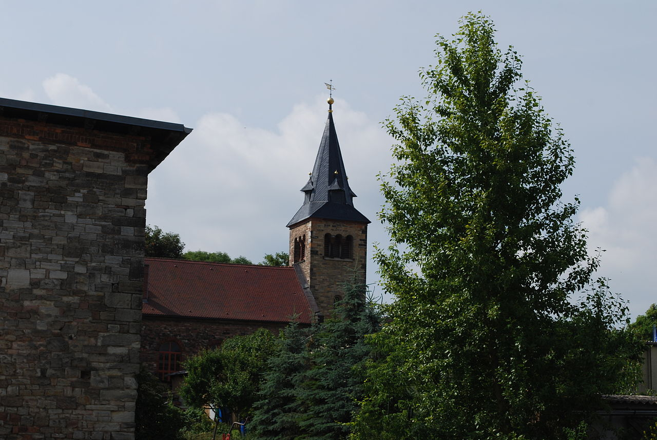 Bild Dorfkirche Langenbogen